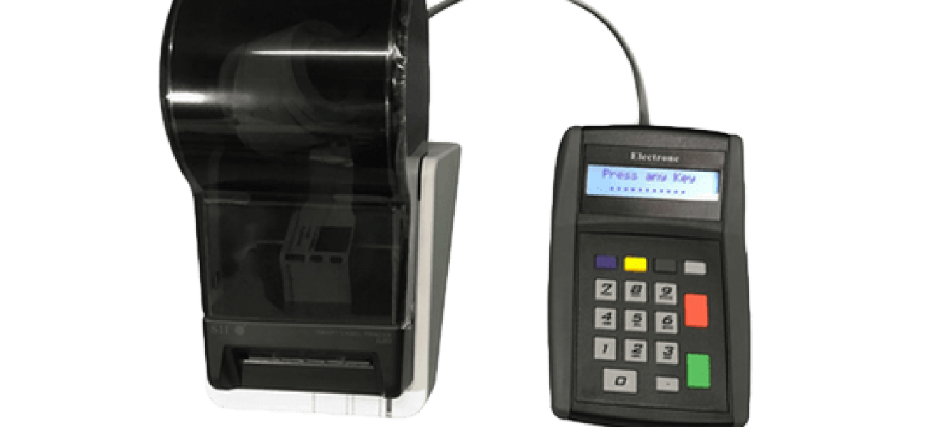 Electrone Americas Releases Touch Free Printer For Hygenic Labelling in Contamination-Sensitive Environments